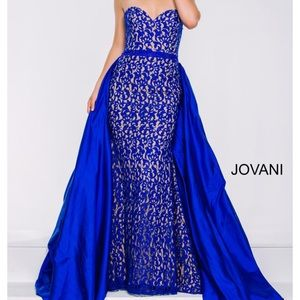 Jovani evening gown.